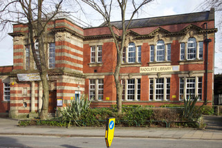 Radcliffe Library, Stand Lane, Radcliffe
