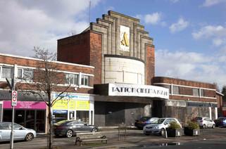 Tatton Cinema, Northenden Road, Gatley, Stockport