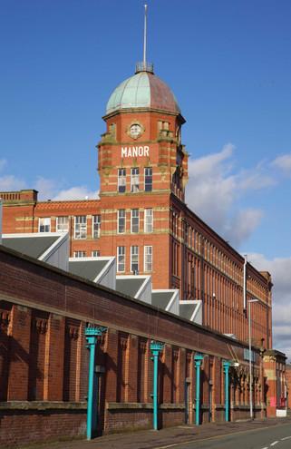 Manor Mill, Victoria Street, Chadderton, Oldham