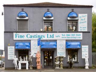Fine Castings Ltd, Oldham Road, Collyhurst