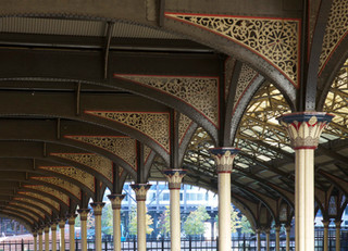 Liverpool Street railway station, London