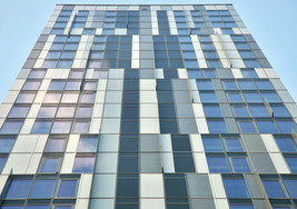 New tower, Harbour City, Salford Quays