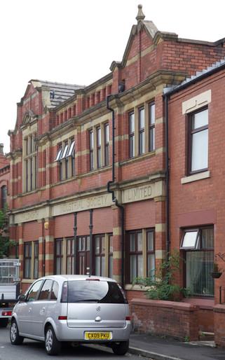 Failsworth Industrial Society Ltd, Old Road, Failsworth