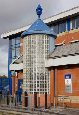 Pendleton Police Station, Meyrick Road, Pendleton, Salford