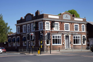 Stonemasons Arms, Stockport Road, Timperley, Trafford