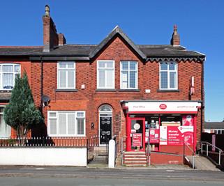 Halliwell Road, Halliwell, Bolton