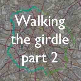 Walking the girdle (part 2)