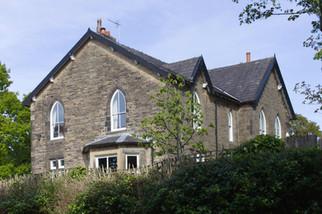 Former Holy Trinity primary school, Higham Lane, Gee Cross, Hyde