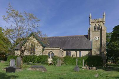 Holy Trinity Church, Higham Lane, Gee Cross, Hyde