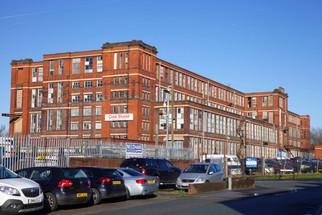 Nile Mill, Fields New Road, Chadderton, Oldham