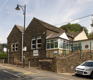 Christ Church Primary School, Huddersfield Road, Denshaw, Saddleworth
