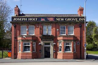 New Grove Inn, Bury New Road, Whitefield
