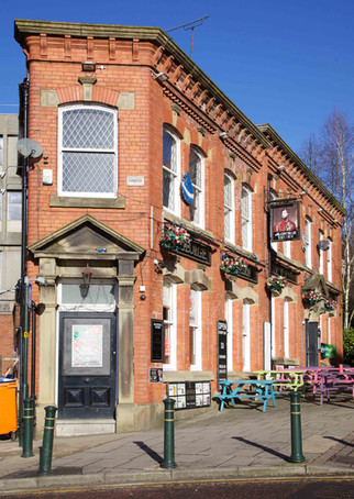 The George Tavern, Barn Street, Oldham