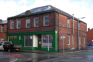 Co-operative building, Birch Street, Bury