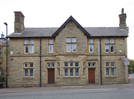 Police Station, Newhey Road, Milnrow, Rochdale