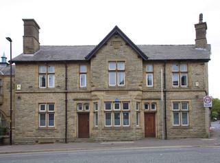 Police Station, Newhey Road, Milnrow, Rochdale