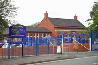 New Moston Primary School, Moston Lane East, New Moston