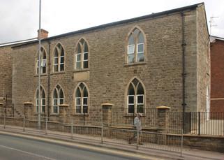Former Sunday School, Rectory Lane, Standish