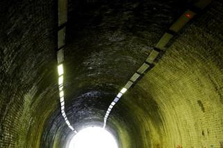 Former railway tunnel, Brinnington, Stockport
