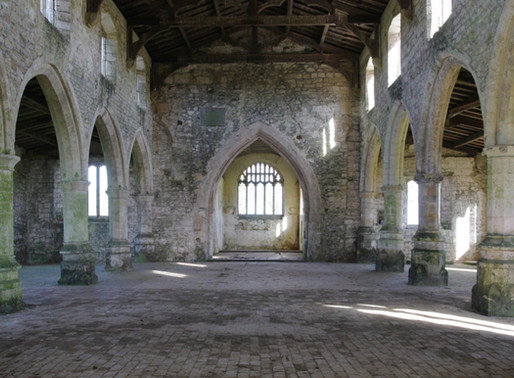 Gathered time: Lincolnshire's redundant churches