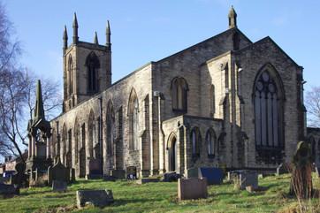 St George's Church, Ridge Hill, Stalybridge