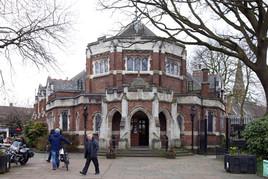 Didsbury Library, Wilmslow Road, Didsbury