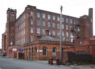 Lion Mill, Fitton Street, Royton, Oldham
