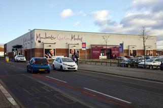 Manchester Gorton Market, Garratt Way, Gorton