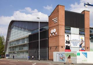 Manchester Aquatics Centre, Oxford Road