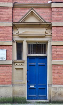 Warehouse, Winser Street/Bloom Street