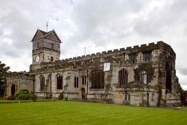 St Leonard's Church, New Lane, Middleton