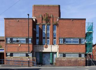 Chadderton baths, Middleton Road, Chadderton, Oldham