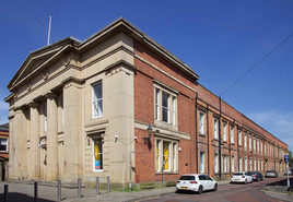 Salford Town Hall, Bexley Square, Salford