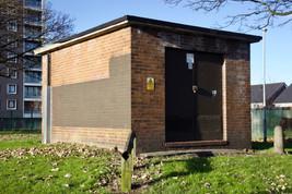 Substation, Abbey Hey Lane, Gorton