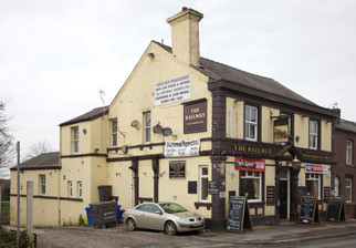 The Railway Hotel, Ainsworth Road, Radcliffe