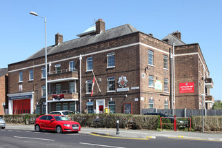 Withington Community Fire Station, Wilmslow Road, Withington