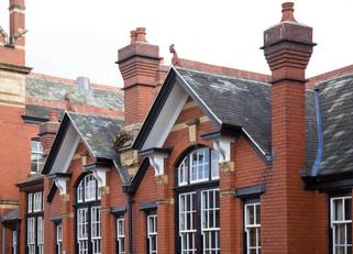 Former primary school, Hardman Street, Stockport