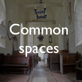 Common spaces: downland churches