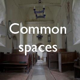 Common spaces: downland churches