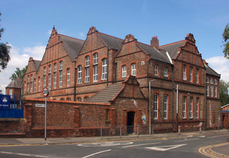 St Andrew's Primary School, Talbot Street, Eccles, Salford