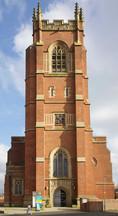 All Souls church, Wolfenden Street, Halliwell, Bolton