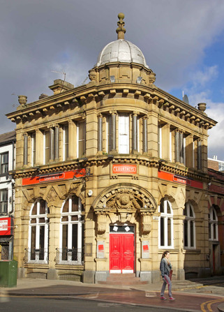 Bradshawgate/Princess Street, Bolton