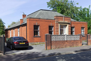 Former substation, Hunt Lane, Chadderton, Oldham