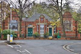 Former Levenshulme Library, Barlow Road/Cromwell Grove, Levenshulme
