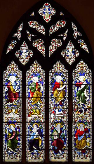 St James & Emmanuel Church, Barlow Moor Road, Didsbury