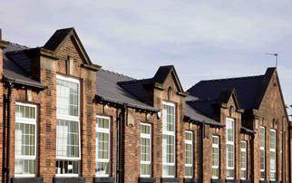 St Joseph's Roman Catholic School, Higginson Road, Reddish, Stockport