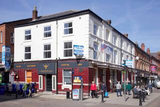 Crofter's Arms, Hallgate/Market Street, Wigan