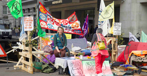 Extinction Rebellion: remaking the city
