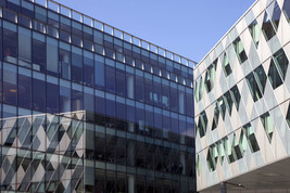 Emporio Armani & offices, Spinningfields Square