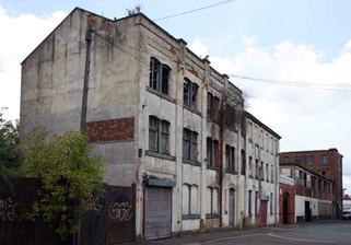 Industrial premises, Cheltenham Street, Pendleton, Salford